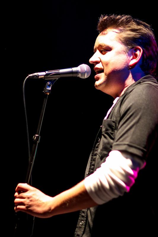 Markus Metz live 2012