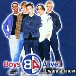 Boys Alive - I wanna know