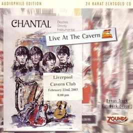 Chantal - Live at the cavern