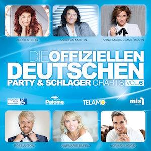 Die offiziellen deutschen Party & Schlager Charts 6