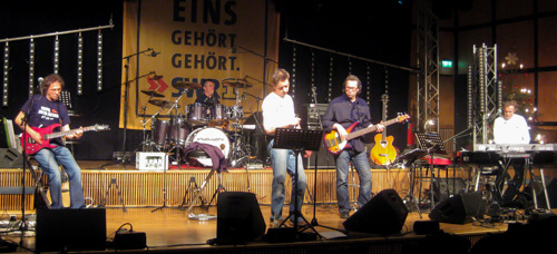 SWR Band Probe Tony Kiley, Markus Metz