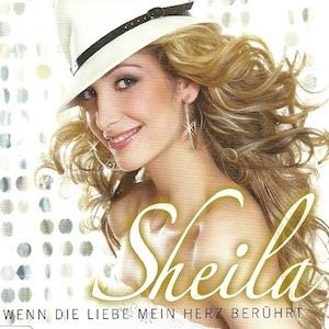 Sheila - Wenn die Liebe mein Herz berührt