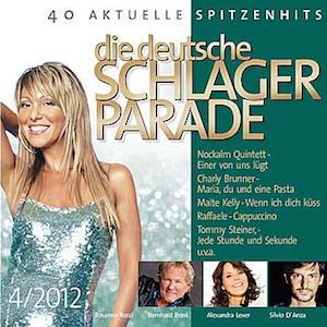 Die deutsche Schlagerparade 4/2012