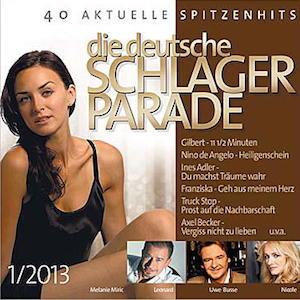 Die deutsche Schlagerparade 1/2013