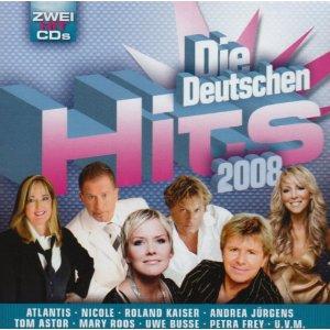 Die deutschen Hits 2008