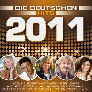 Die deutschen Hits 2011