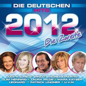 Die deutschen Hits 2012/2