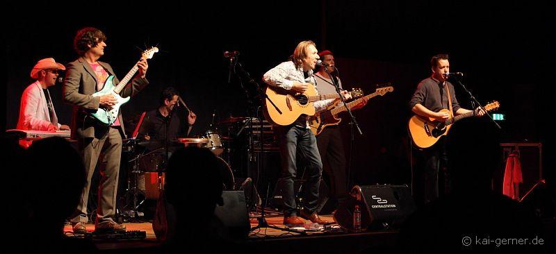 Markus Metz mit Nosie Katzmann Band